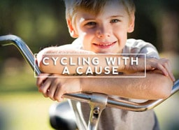 Cycling With a Cause